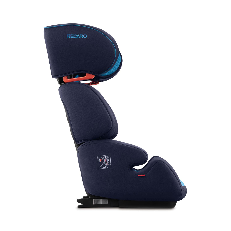 recaro milano seatfix carbon black kindersitz 15 36 kg. Black Bedroom Furniture Sets. Home Design Ideas