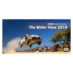 McKlein Wandkalender 2019 The Wider View