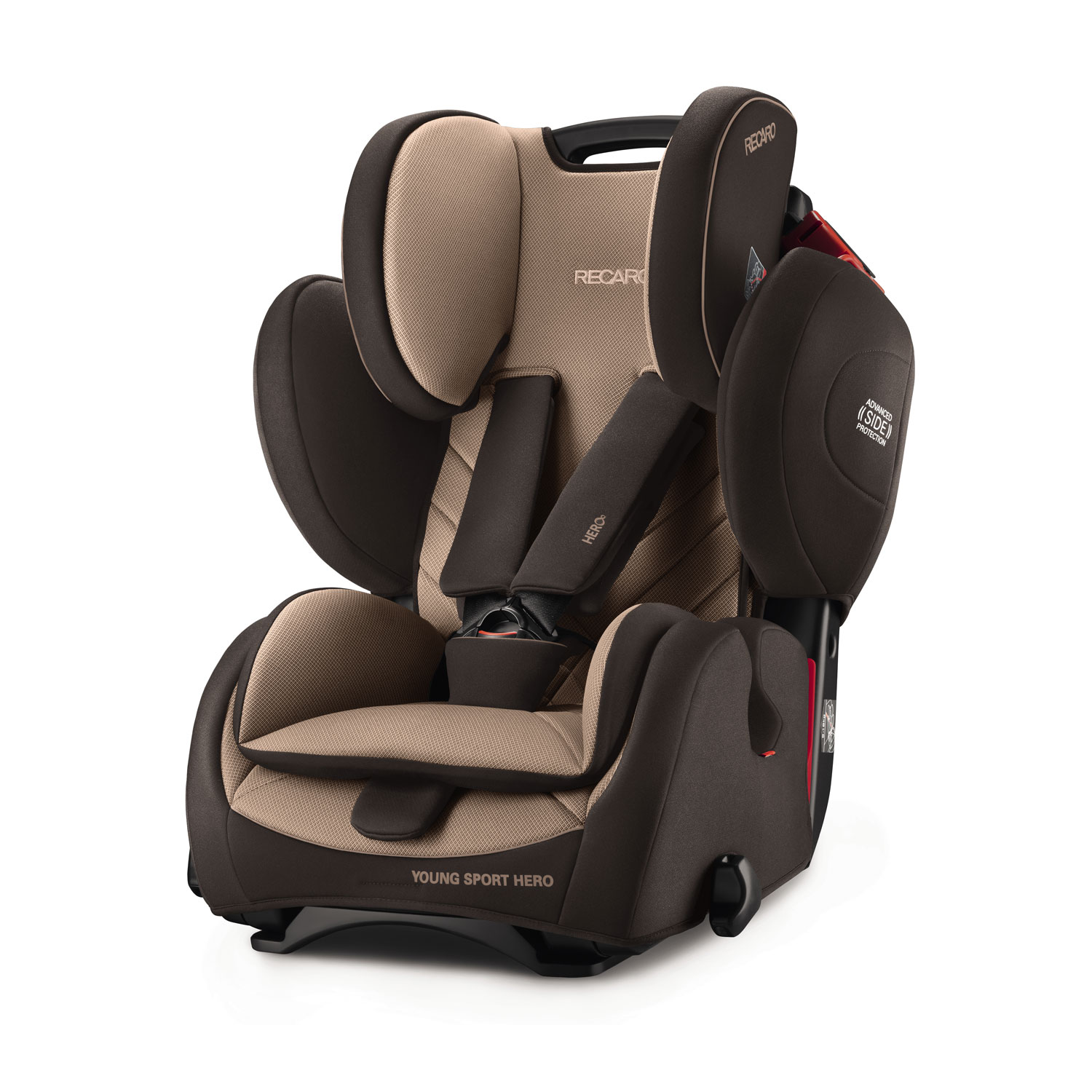 recaro young sport hero dakar sand auto kindersitze 9 36 kg dakar sand fahrzeugaufbau. Black Bedroom Furniture Sets. Home Design Ideas