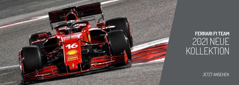 Neue Ferrari F1 Team 2021 Kollektion