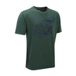 Aston Martin Racing Herren Herren T-Shirt Car Grün