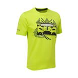 Aston Martin Racing Kinder T-Shirt Car limonengelb