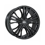 CORTINA Felgen  MATT BLACK 9,5x20 5x112 ET 52