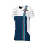 Damen T-Shirt Williams Martini Racing Team 2018