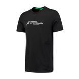 Force India F1 Herren T-Shirt Logo schwarz