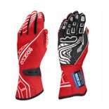 Sparco Handschuh LAP RG-5 Rot (mit FIA-Homologation)