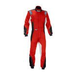Sparco Rennoverall EAGLE RS-8 rot (Homologation FIA)