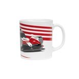 Toyota Gazoo Racing Becher Car weiß