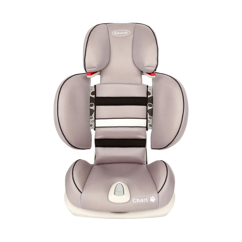 babysafe kindersitz chart grau 15 36kg fahrzeugaufbau. Black Bedroom Furniture Sets. Home Design Ideas