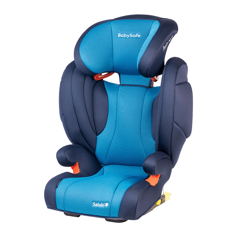 babysafe saluki blau kindersitz 15 36 kg fahrzeugaufbau kindersitze 15 36 kg. Black Bedroom Furniture Sets. Home Design Ideas