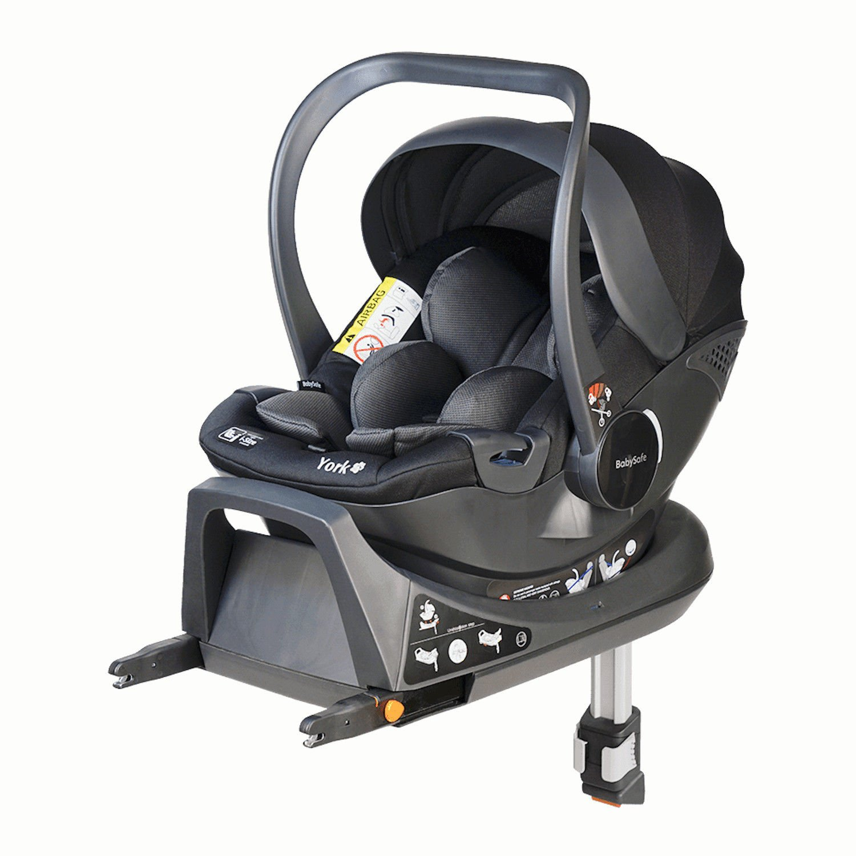 Gr: 0+, 0-13kg, grau-rot Kindersitz SPARCO F300i