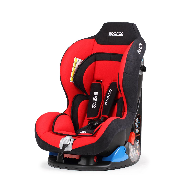 kindersitz sparco f5000k rot 0 18 kg rot fahrzeugaufbau kindersitze 9 18 kg hersteller. Black Bedroom Furniture Sets. Home Design Ideas