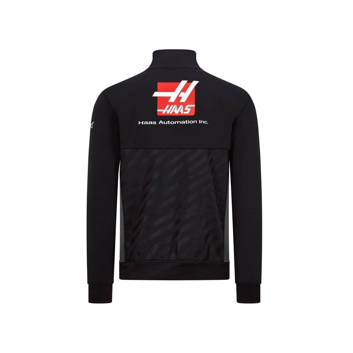 Rich Energy Haas F1 2020 Herren Sweatjacke Team Schwarz