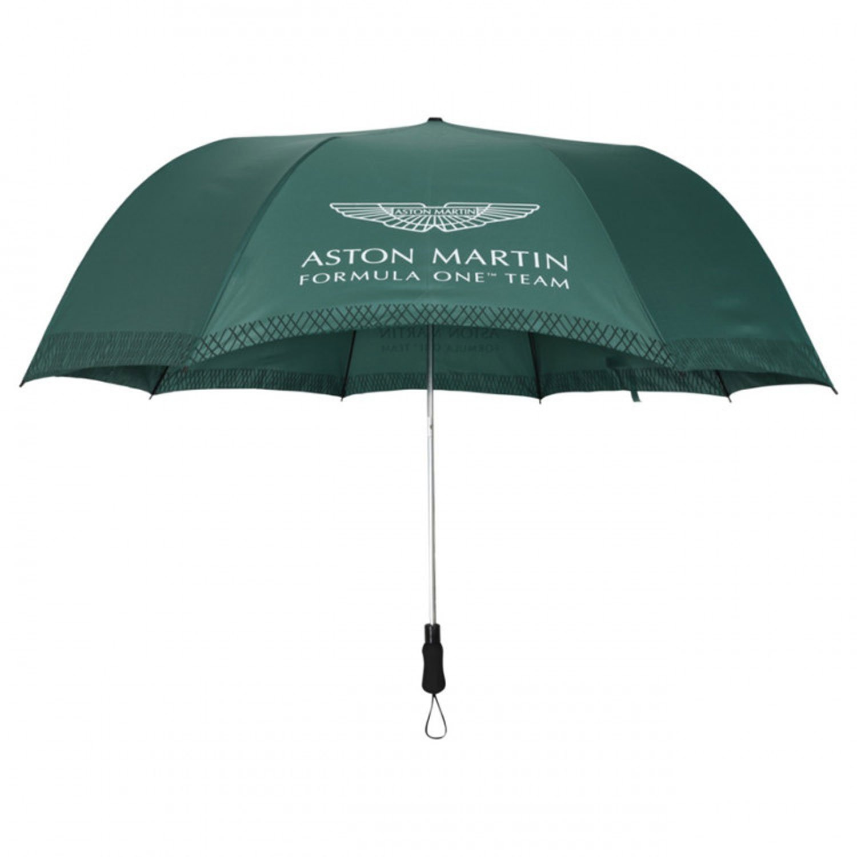 Umbrella Compact Team Aston Martin Racing 2021 Gadgets Regenschirme Hersteller Rennsport Aston Martin Racing Gadzetyrajdowe Pl