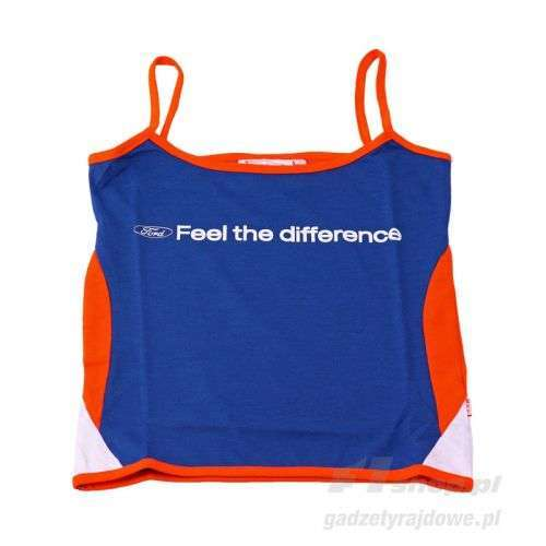Damen Tshirt Ford Feel The Difference