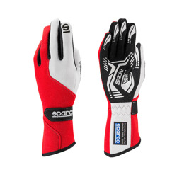 Sparco Handschuh Force RG-5 KG-3 rot