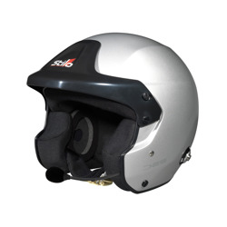 Stilo Helm Trophy DES Rally Hans (Snell / FIA homologation)